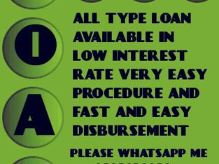 all type loans available